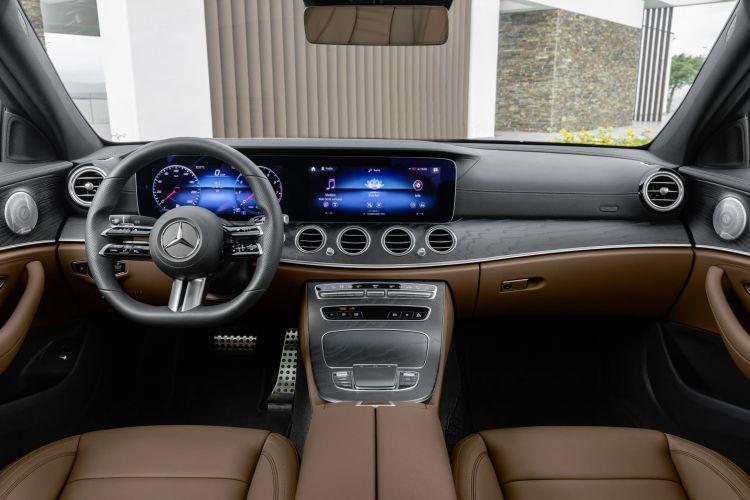 Mercedes Clase E Volante 0520 01
