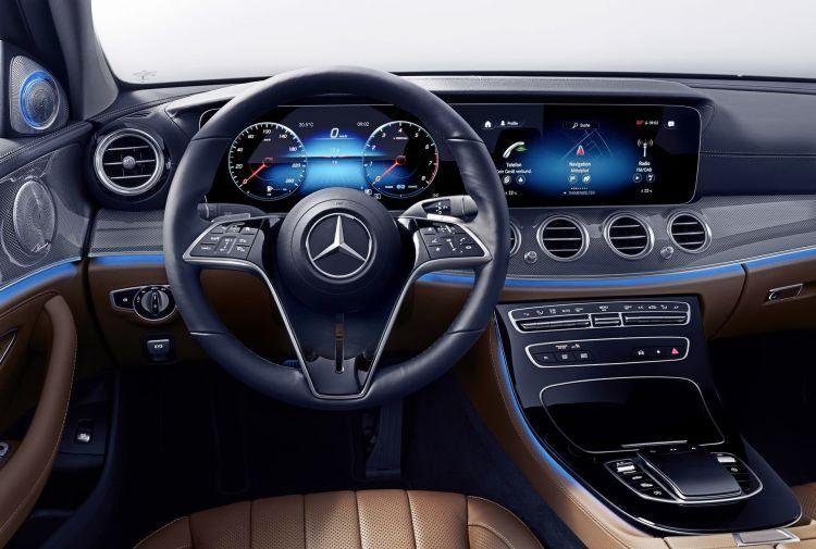 Mercedes Clase E Volante 0520 03