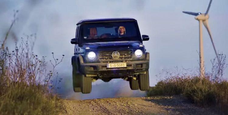 Mercedes Clase G 1218 01