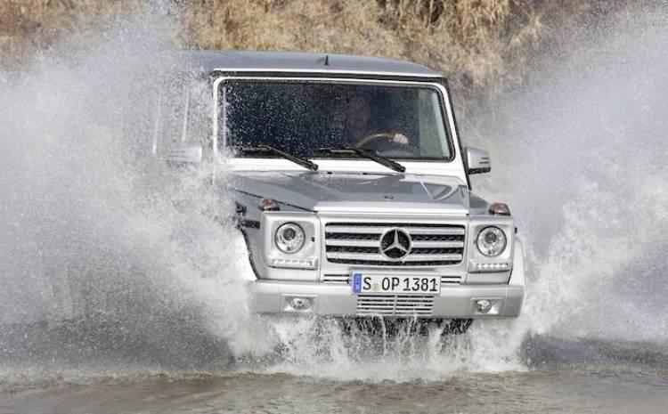 Mercedes Clase G 2013