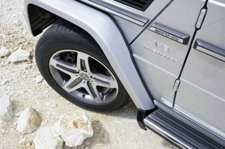 ¿La locura de la semana? Un Mercedes G 65 AMG para despedir al legendario 4x4