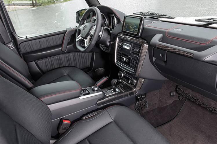 Mercedes Clase G Edition 35 Aniversario