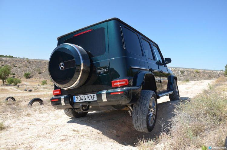 Mercedes Clase G Exterior 15
