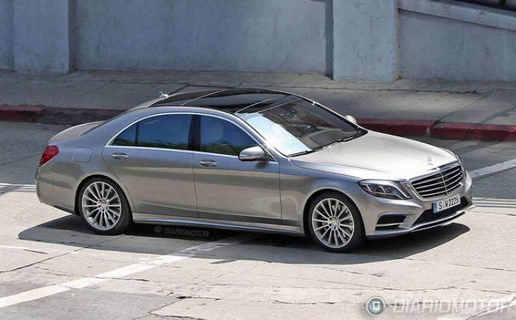 Mercedes Clase S: así es el interior del nuevo Clase S