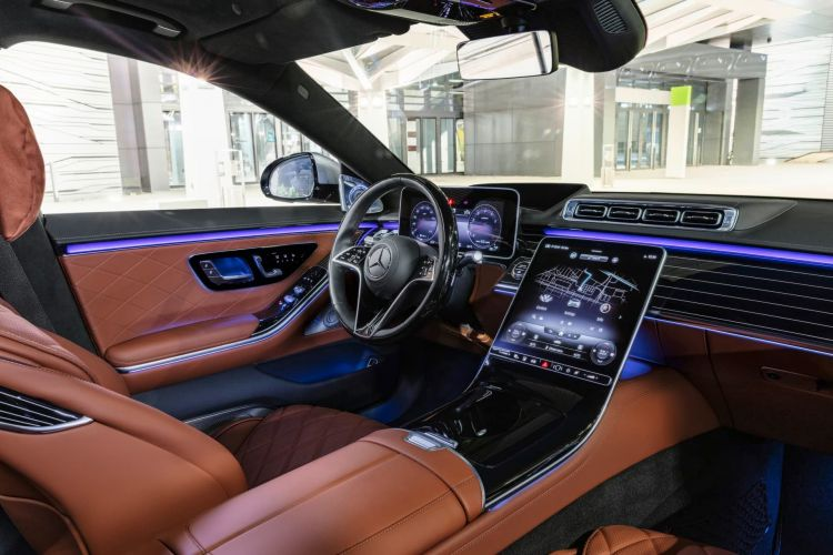 Mercedes Benz S Klasse, V 223, 2020 Mercedes Benz S Class, V 223, 2020