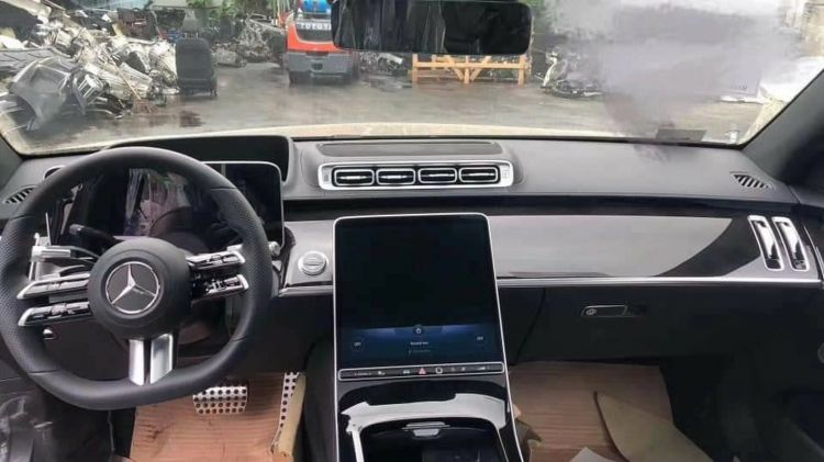 Mercedes Clase S 2021 1