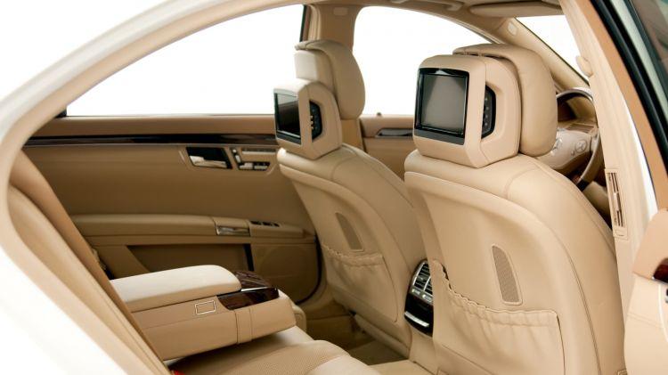 Mercedes Clase S Depreciacion 11