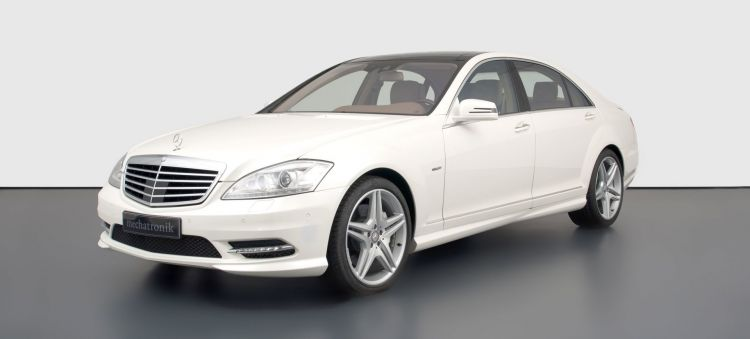 Mercedes Clase S Depreciacion P
