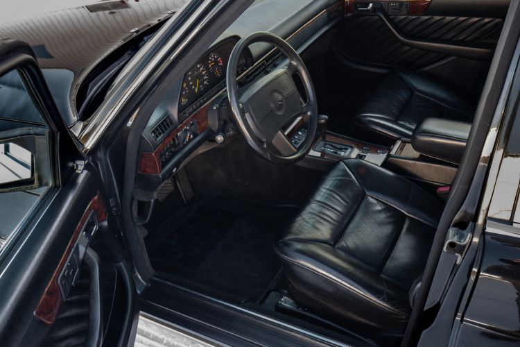Mercedes Clase S Familiar W1269
