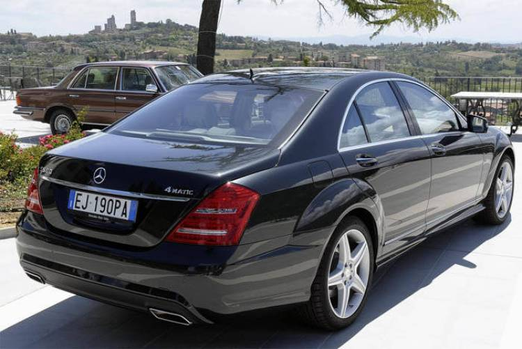 Mercedes Clase S Grand Edition
