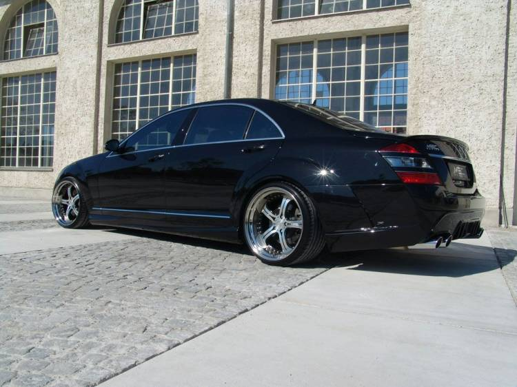 Mercedes Clase S MEC Design