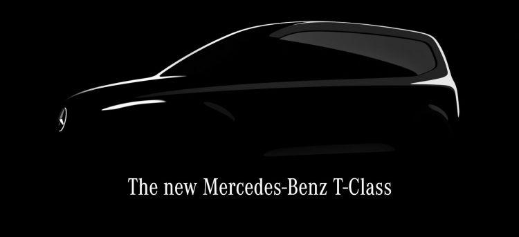 Mercedes Clase T 2022 Avance Imagen Adelanto