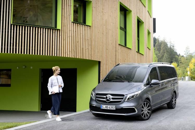 Mercedes Clase V 2019 23