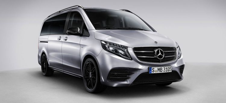 Mercedes Clase V Night Edition 02