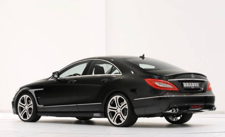 Mercedes CLS 2011 Brabus