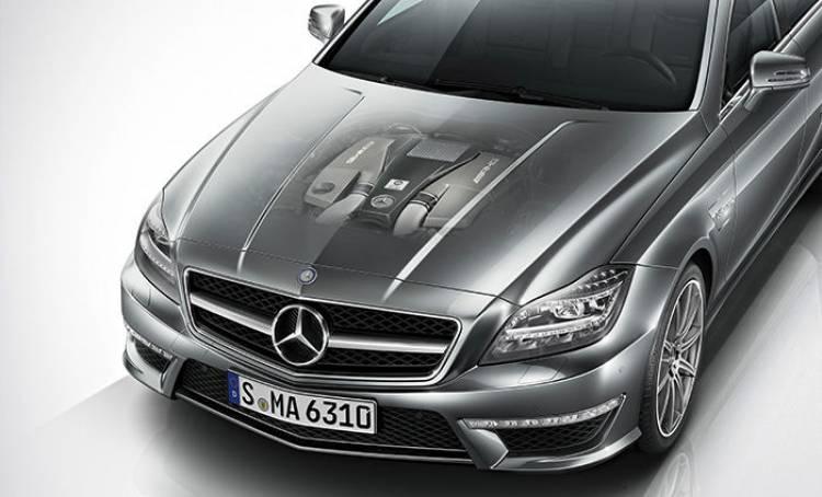 Mercedes CLS 63 AMG 2013