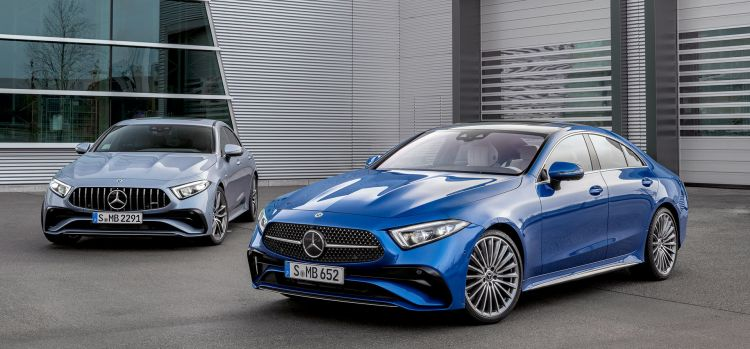 Mercedes Cls Coupe 2021 Gama 01