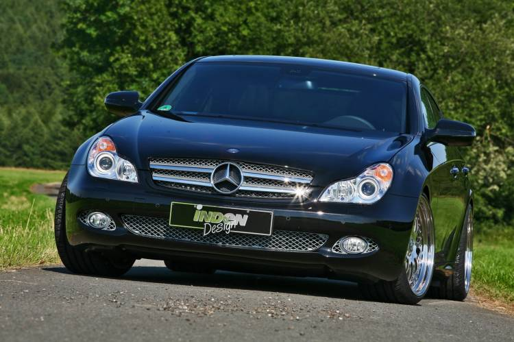 Inden Design Mercedes CLS