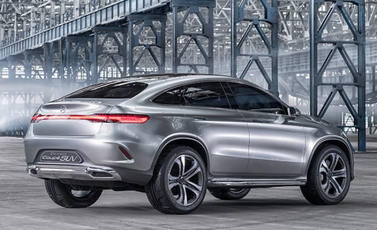 El rival para el BMW X6 de Mercedes se llamará Mercedes GLE Coupé