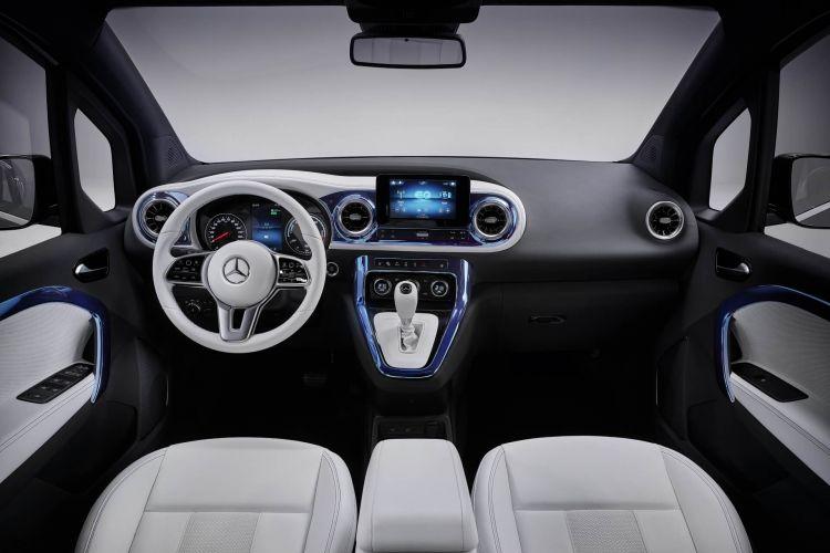 Mercedes Concept Eqt  09