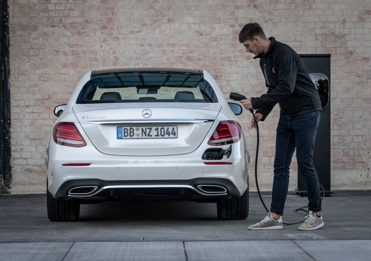 Mercedes E 300 De Diesel Enchufable 2019 19