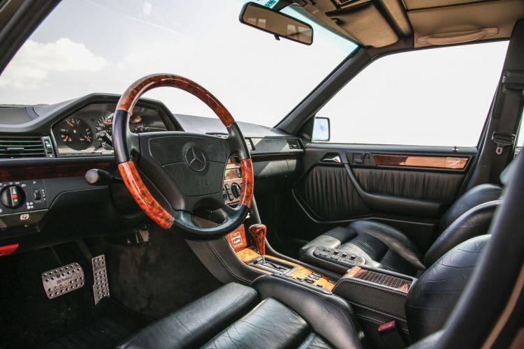 Mercedes E 36 T Amg Venta 5