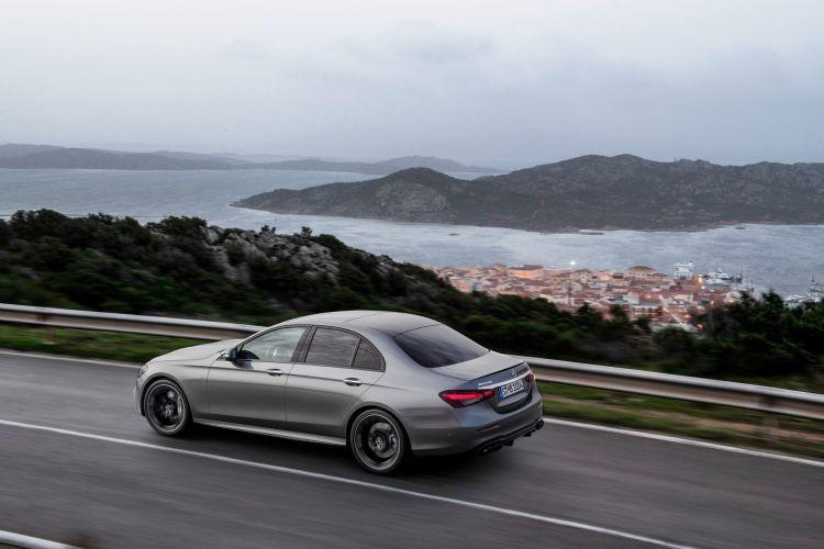 Mercedes Amg E Klasse (w213), 2020