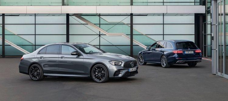 Mercedes Amg E Klasse (w213), 2020 + Mercedes Amg E Klasse (s213