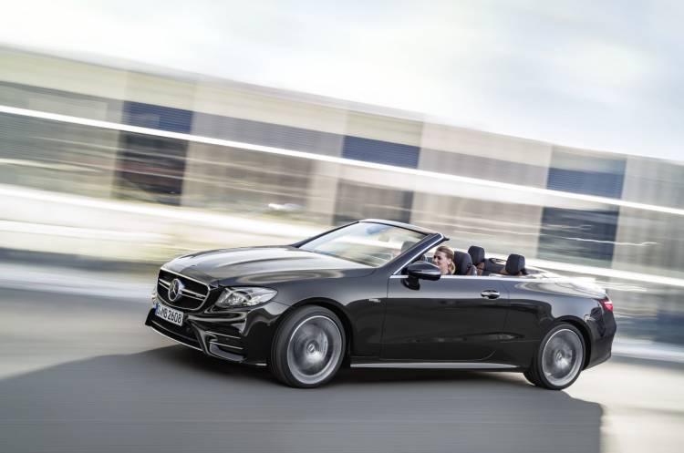 Mercedes Amg E 53 4matic+ Cabriolet, A238, 2018