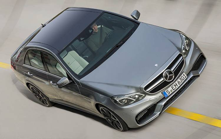 Mercedes Clase E63 AMG