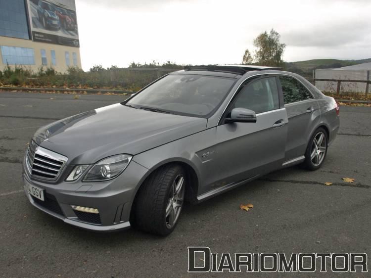 Mercedes E 63 AMG, toma de contacto
