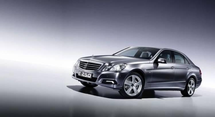 Mercedes E250 BlueTEC