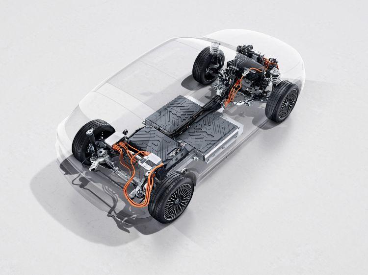 Mercedes Eqa 2021 Tecnica 01