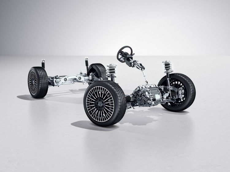 Mercedes Eqa 2021 Tecnica 04