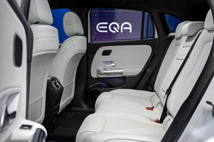 Mercedes Eqa 250 2021 Interior 13