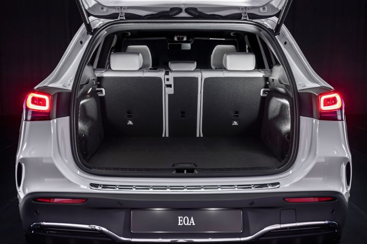 Mercedes Eqa 250 2021 Interior Maletero 20
