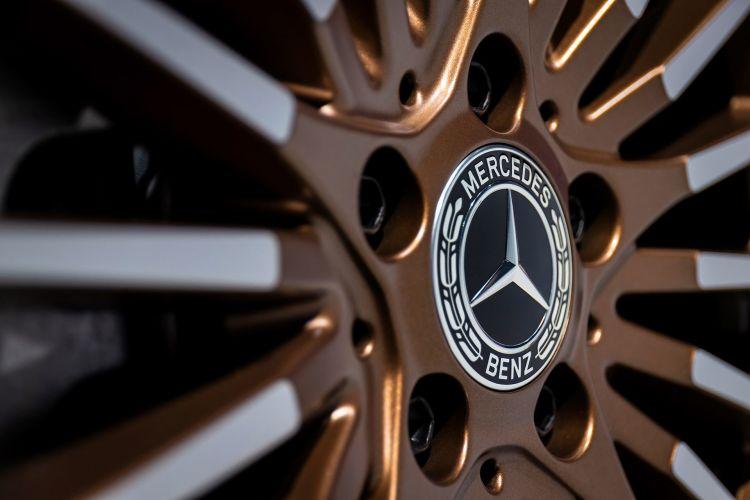 Mercedes Eqa 250 2021 Llantas 20 Pulgadas 03