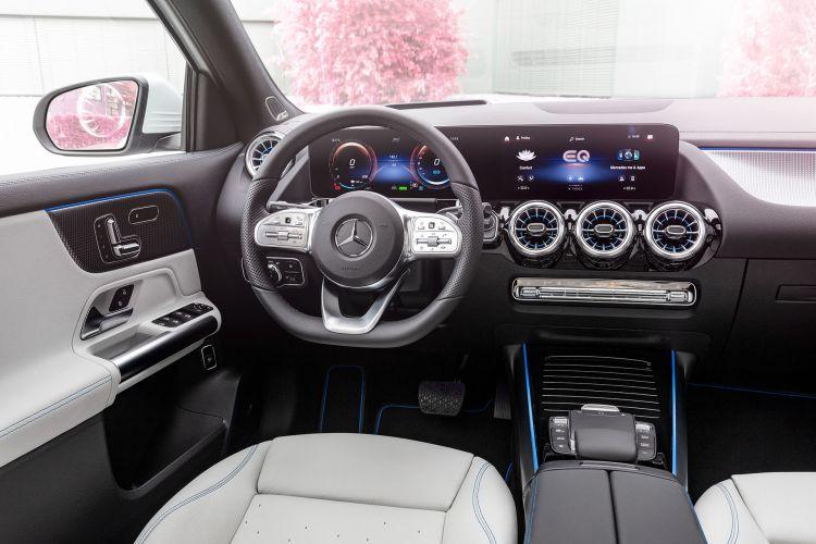Mercedes Eqa Movimiento 2021 15