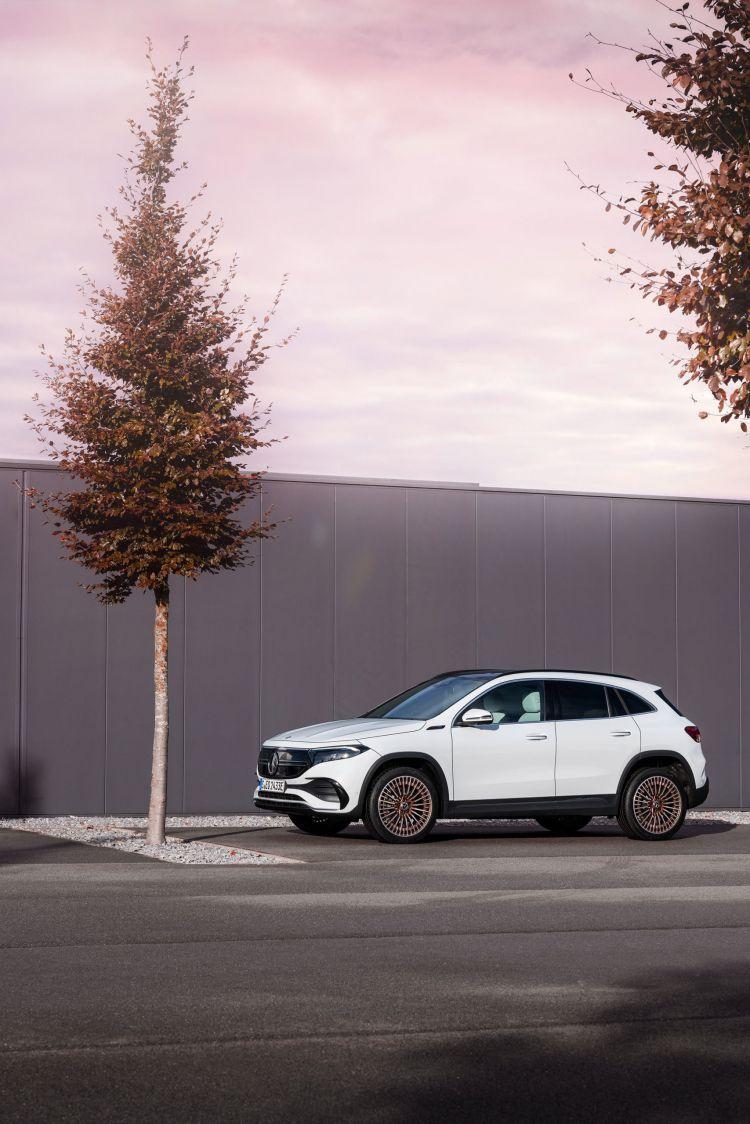 Mercedes Eqa Movimiento 2021 17