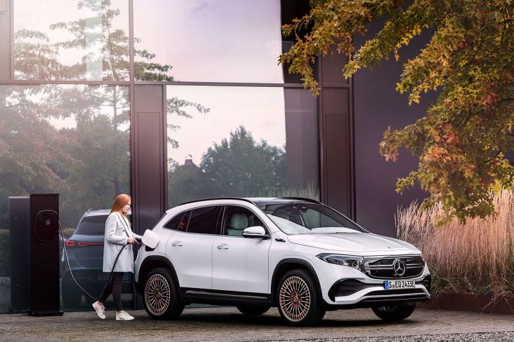 Mercedes Eqa Movimiento 2021 25