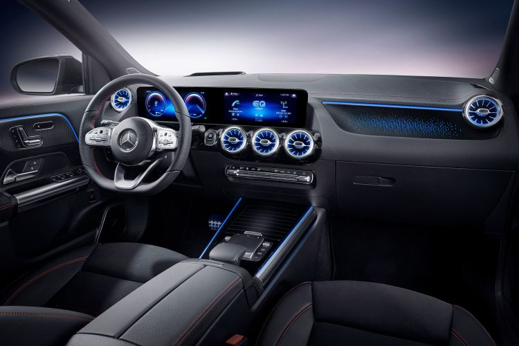 Mercedes Eqa Movimiento 2021 59