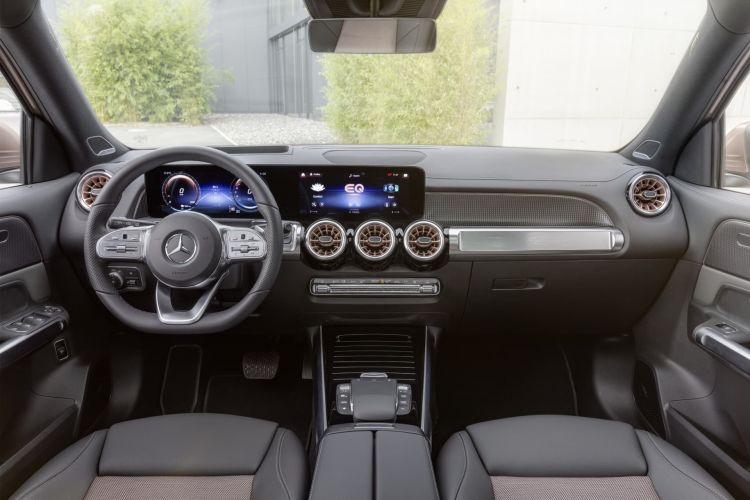 Mercedes Eq, Eqb, X 243, 2021 Mercedes Eq, Eqb, X 243, 2021