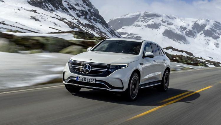 Mercedes Eqc 0519 021