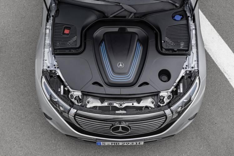 Mercedes Eqc motor
