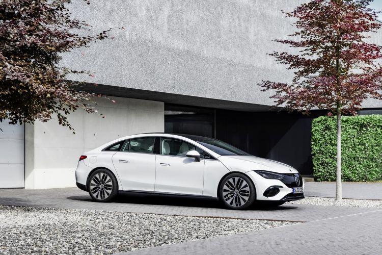 Mercedes Eq, Eqe V295, 2021 Mercedes Eq, Eqe V295, 2021