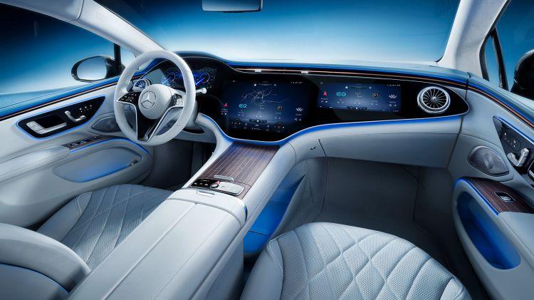 Mercedes Eqs 2021 Interior 06