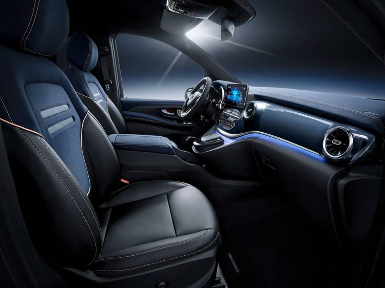 Mercedes Eqv 2019 Concept 03