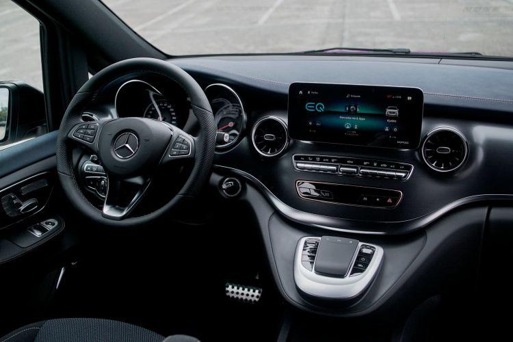 Mercedes Eqv 2020 Interior Prueba 03