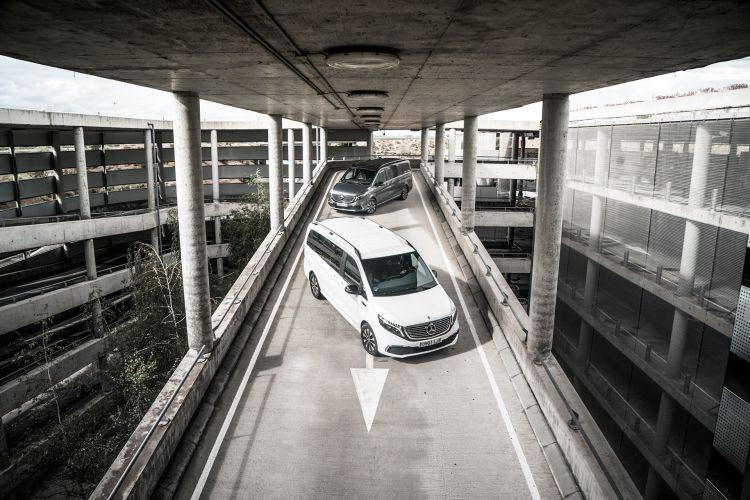 Mercedes Eqv 2020 Prueba Exterior 56
