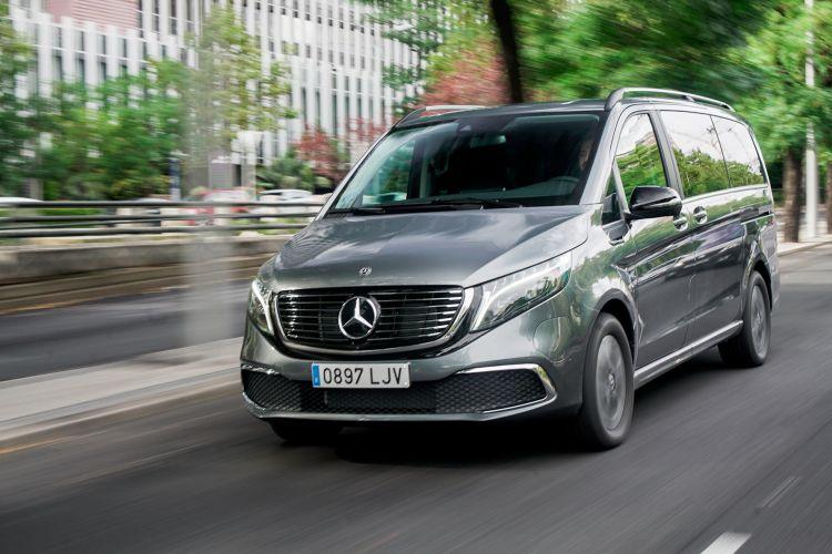 Mercedes Eqv 2020 Prueba Exterior 67
